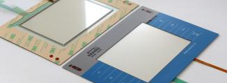 Integrierte Touch-Panels